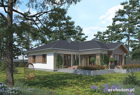 Projekt domu Aurelia Rex