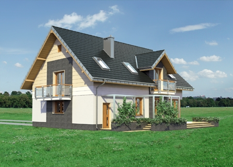Проект домa Аксель Нео