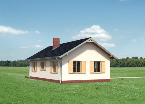 Projekt domu Azalia
