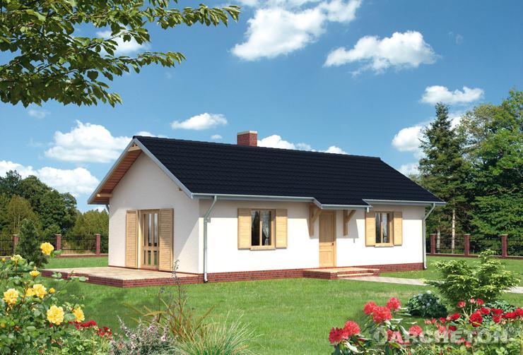 Проект домa Азалия