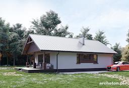 Проект домa Баба-Яга
