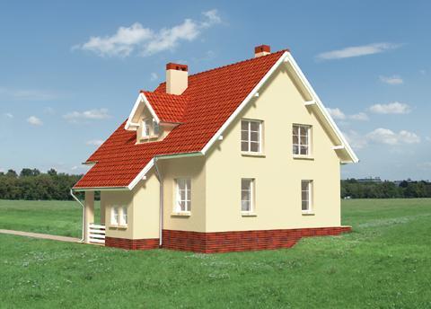 Projekt domu Babie Lato