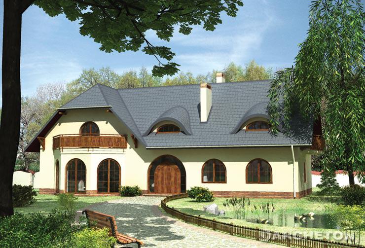 Проект домa Бальтазар