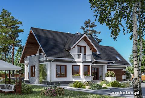 Projekt domu Baltazar Solis
