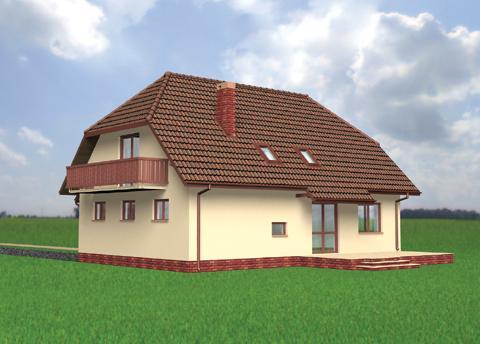 Projekt domu Bartosz