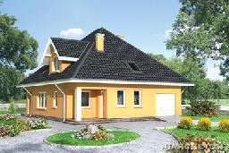 Projekt domu Bazylia