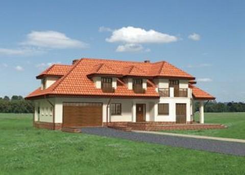 Проект домa Вениамин