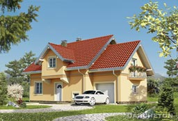 Projekt domu Bera Lux