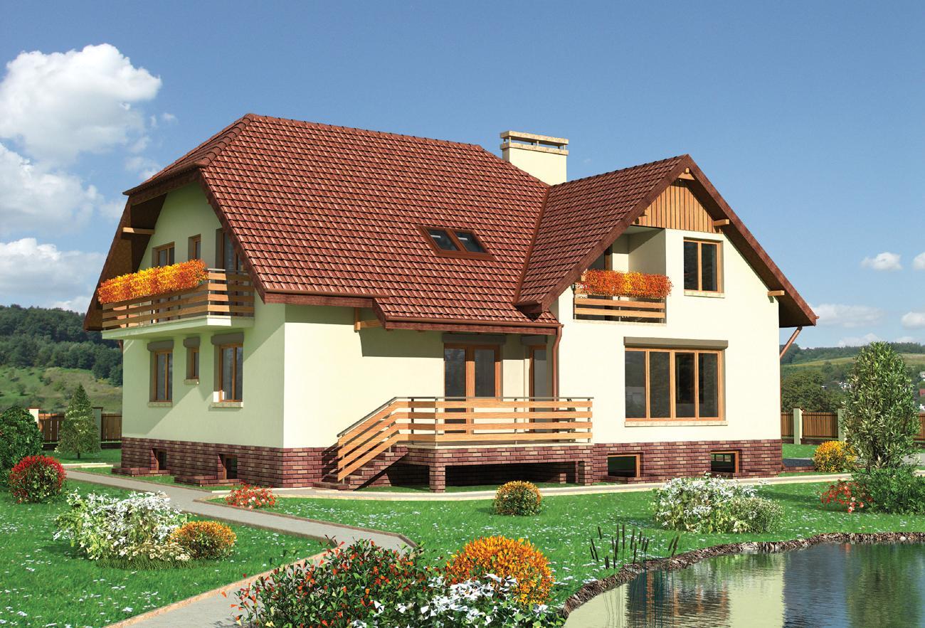 Проект домa Барбарис