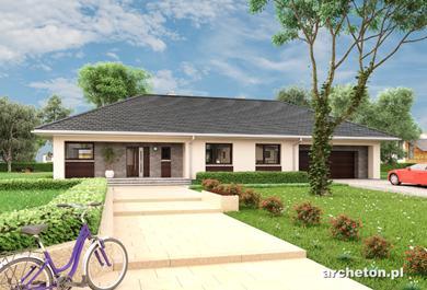 Projekt domu Berenika