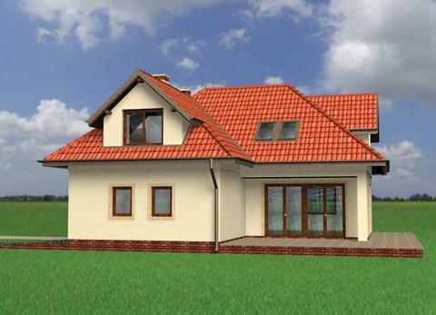 Projekt domu Bielik