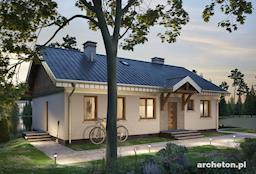 Projekt domu Bolek