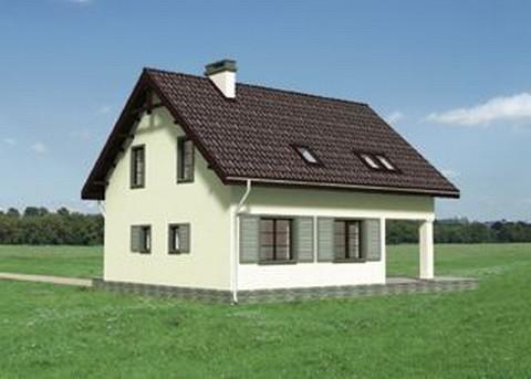 Projekt domu Bonifacy