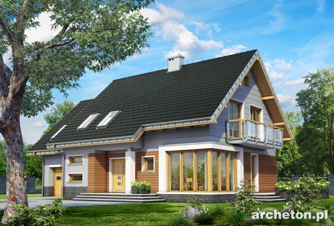 Projekt domu Bruno