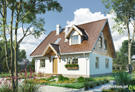 Projekt domu Brzoza