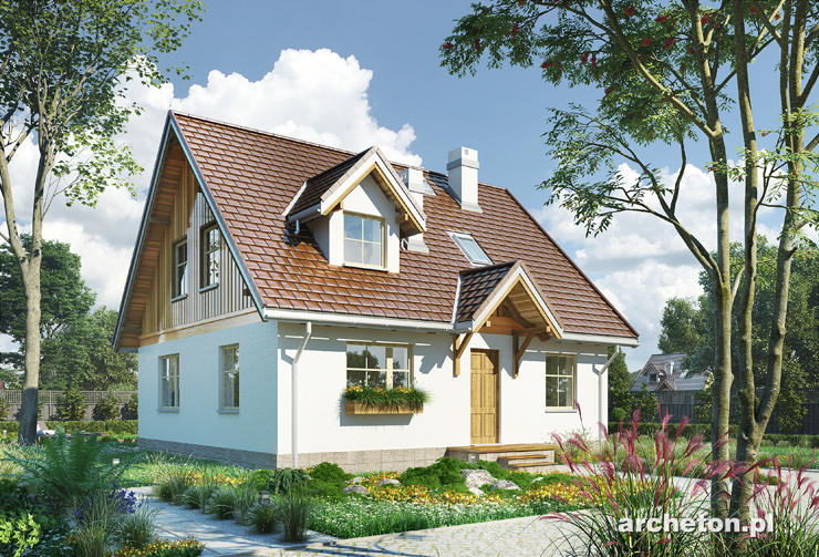 Проект домa Берёза