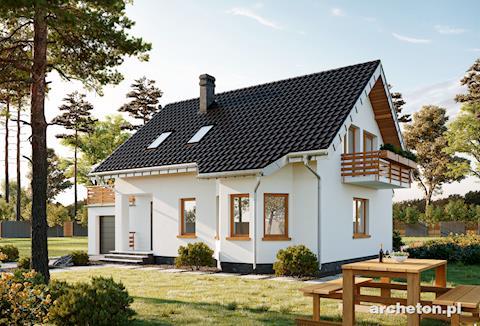 Проект домa Лещина - 2