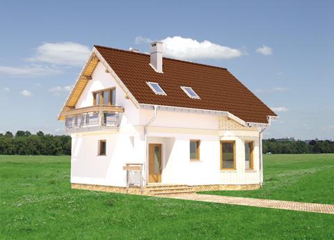 Проект домa Лещина Мини