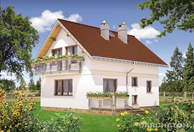 Projekt domu Calineczka Mini