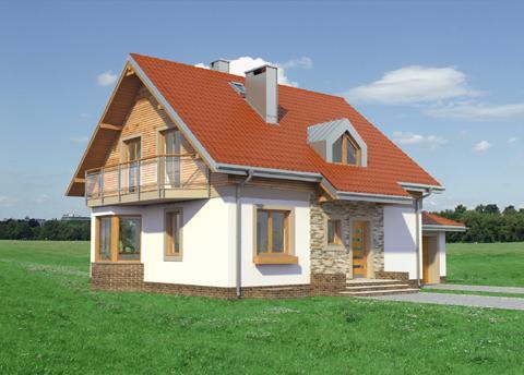 Projekt domu Celesta 2.0