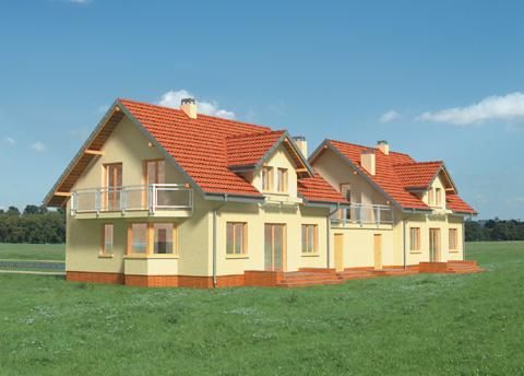 Projekt domu Celesta-2 Duo