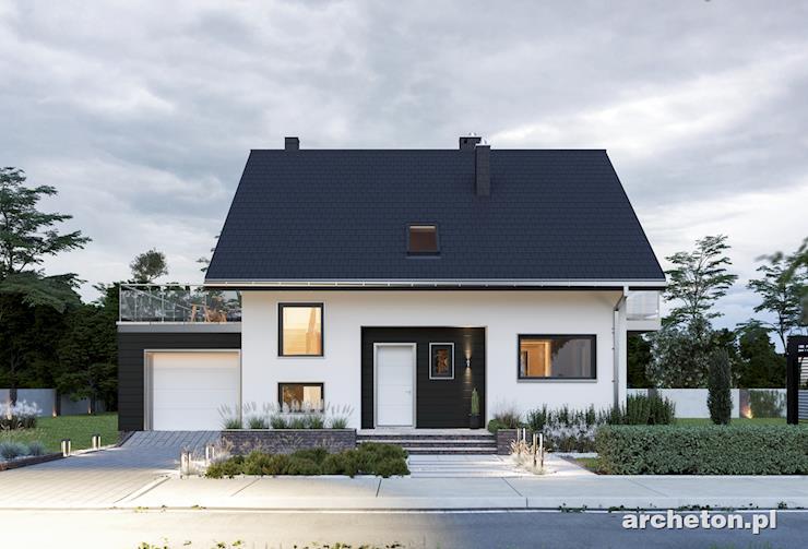Фото дизайны крыш частных домов