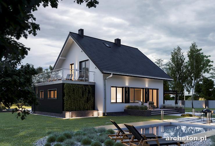 Projekt domu Celesta