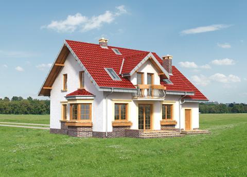 Projekt domu Celesta Bona