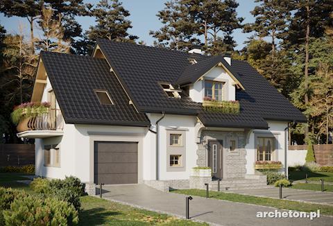Projekt domu Celesta Lux