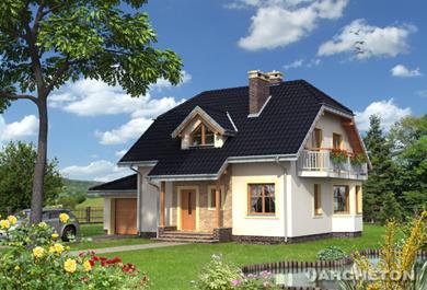 Projekt domu Celesta Mini