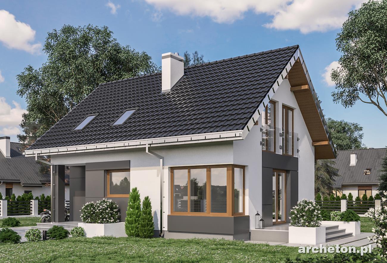 Проекты небольших домов до 100 м2