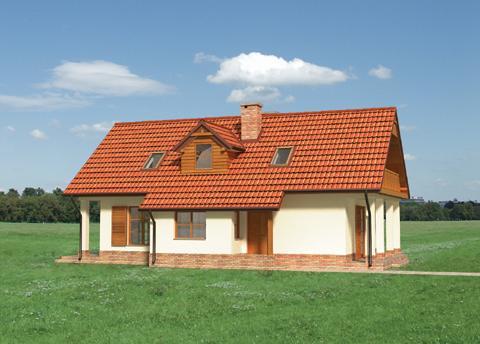 Projekt domu Celina