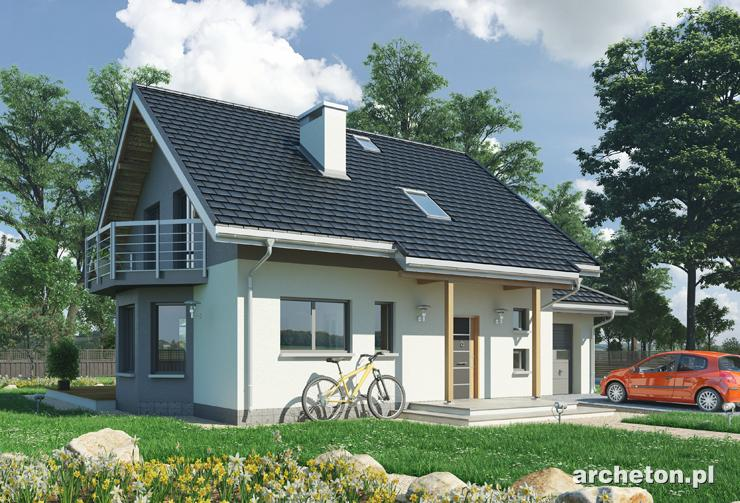 Projekt domu Chaber-2