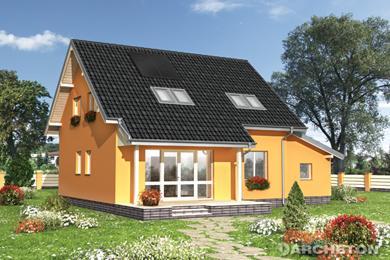 Projekt domu Chaber Eko