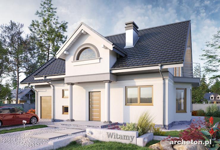 Projekt domu Chaber Lux