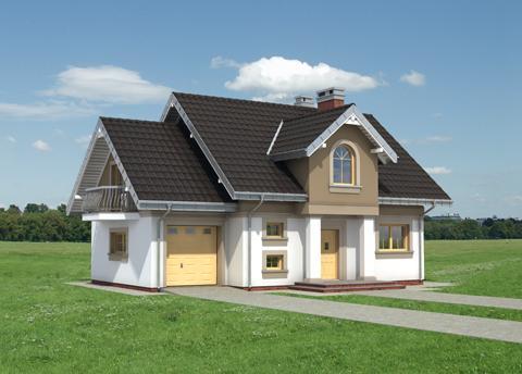Projekt domu Chaber Polo
