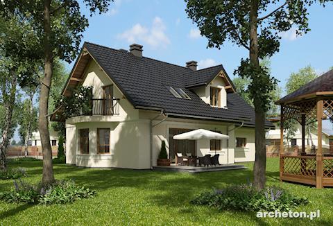 Projekt domu Chaber Polo G2