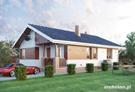 Projekt domu Chatka Puchatka