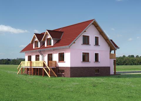 Проект домa Камыш-Дуо