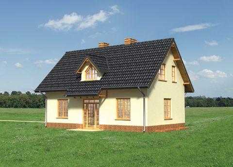 Projekt domu Cymes