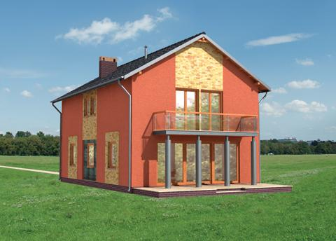 Projekt domu Cynober