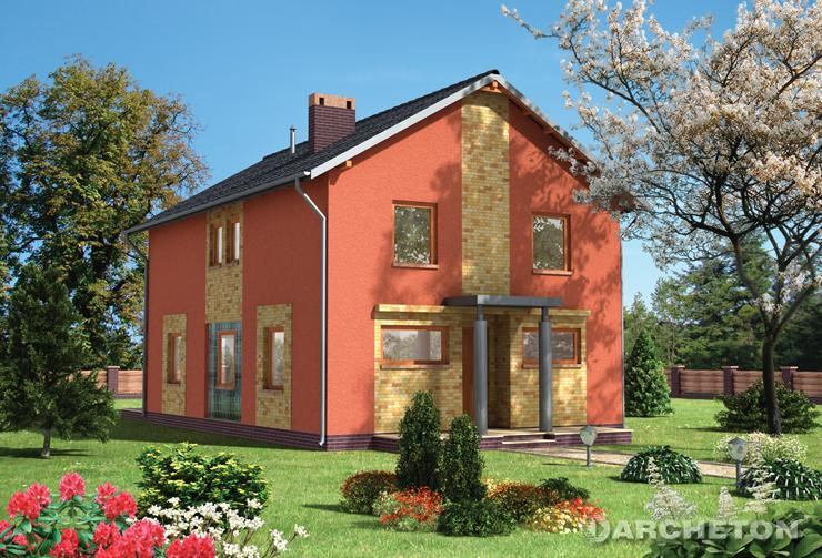 Проект домa Алебастр