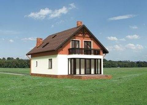 Projekt domu Cyriak