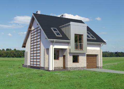 Проект домa Цирконий