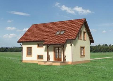 Projekt domu Cyryl