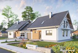 Projekt domu Czaruś Duo
