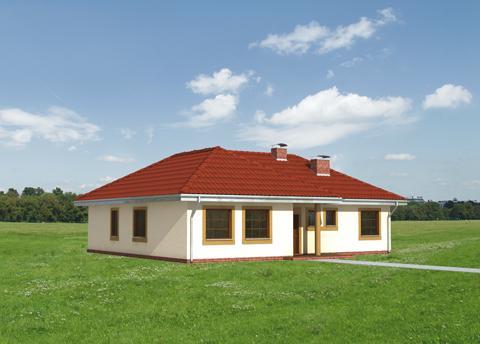 Projekt domu Daniela