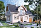 Projekt domu Dario