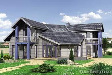 Projekt domu David
