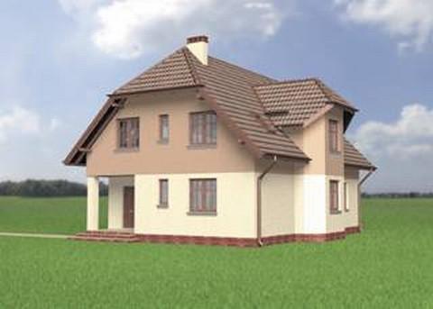 Проект домa Дубош